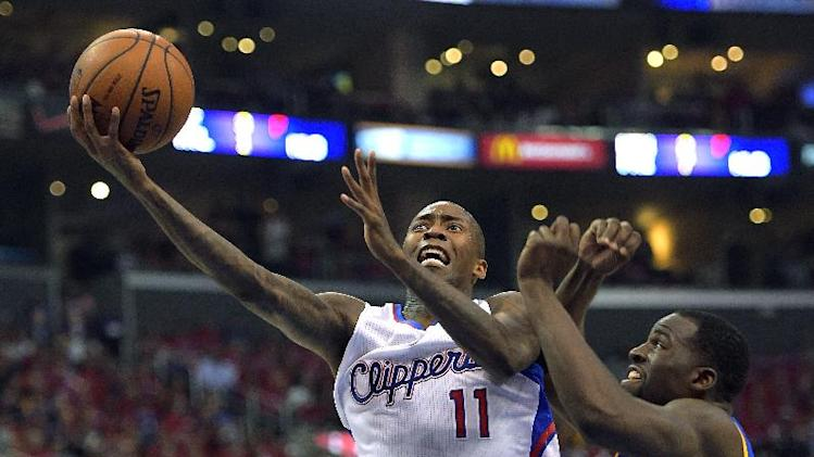Clippers' Jamal Crawford named NBA's 2013-14 Sixth Man of the Y…