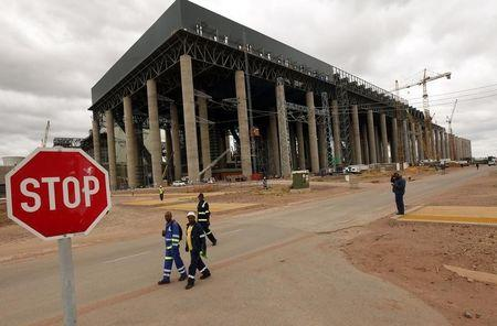 About 1,000 workers at South Africa's Medupi power station fired: Eskom