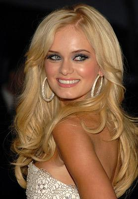 Sara Paxton at the Westwood Premiere of Universal Pictures' Sydney White