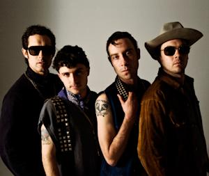 Black Lips Go 'Underneath the Rainbow' on New Album