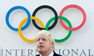 London Mayor Slams Olympic Rings Brand Army