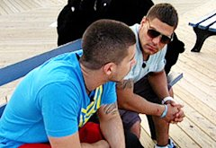 Vinny Guadanino and Ronnie Ortiz Magro | Photo Credits: MTV