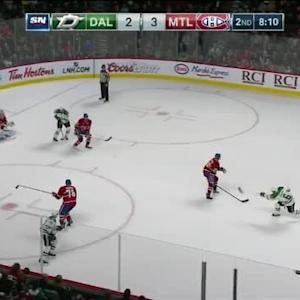 Carey Price Save on Trevor Daley (11:51/2nd)