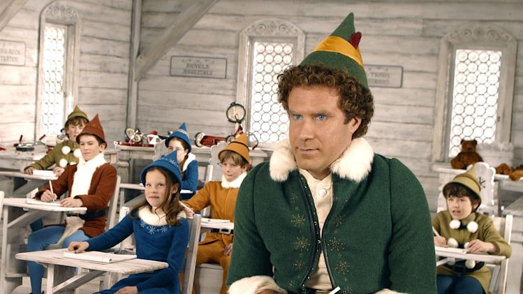 """Elf"" on ABC Family  Saturday, 12/1 at 8pm"