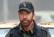 Chuck Norris | Photo Credits: Frank Masi, SMPSP &#x2013; &#xA9; Barney's Christmas, Inc.