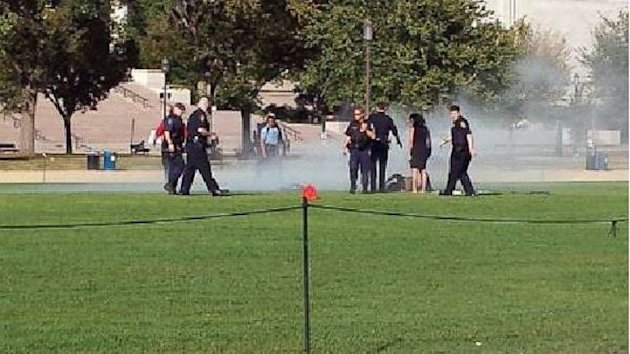 Man Set Himself on Fire on National Mall (ABC News)