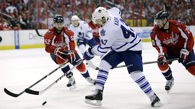 Kadri, Leafs agree to 2-year deal