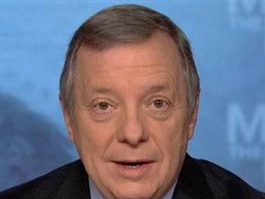 Durbin: Spending, Cuts Combination a Sensible Approach