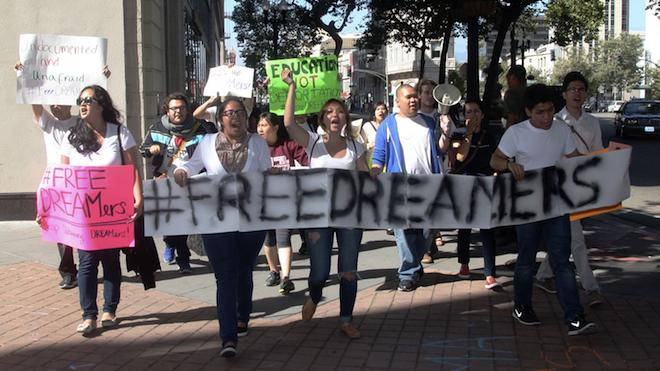 DREAM Activist's Family Arrested After Home Raided By ICE