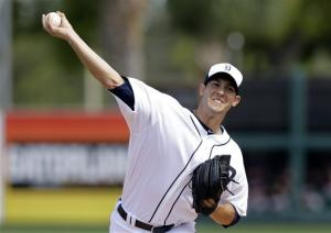 Braves' Hudson, Tigers' Porcello allow long homers