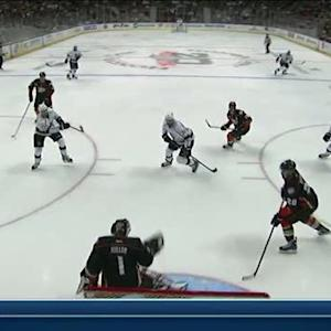 Jeff Carter rips one past Hiller