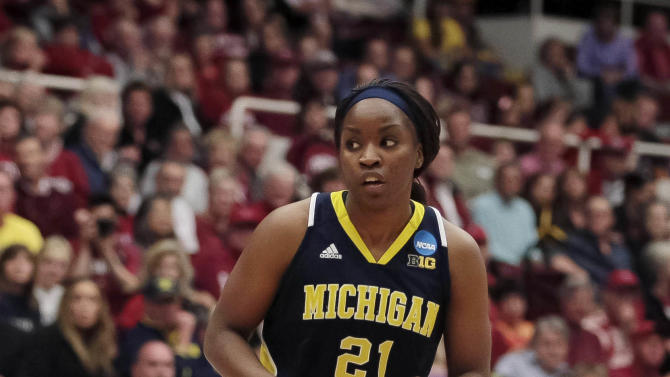 NCAA Womens Basketball: Stanford vs Michigan