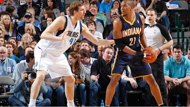 Basketball - NBA: Nowitzki mit Dallas weiter auf Play-off-Kurs