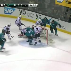 Chicago Blackhawks at San Jose Sharks - 01/31/2015