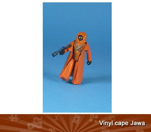Vinyl cape Jawa