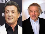 "Stallone & De Niro has ""Grudge Match"""