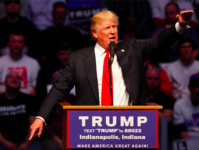 Does Trump become unstoppable as Republican presidential pick?