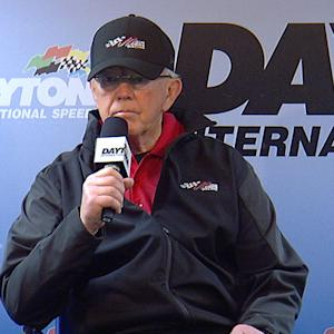 Joe Gibbs addresses the Kyle Busch injury