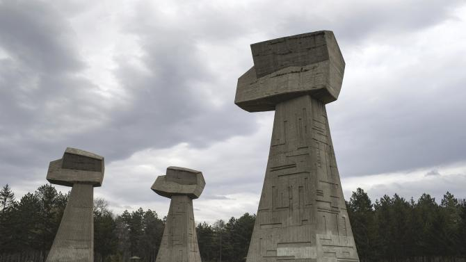 "Memorial monument ""Bubanj"" in Nis"