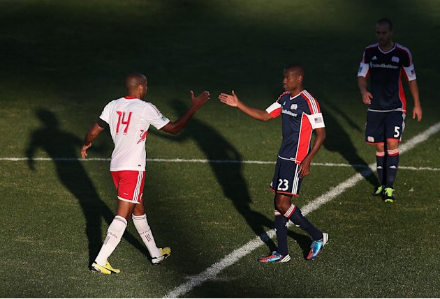 New England Revolution v New York Red Bulls  FC Tucson Desert Diamond Cup
