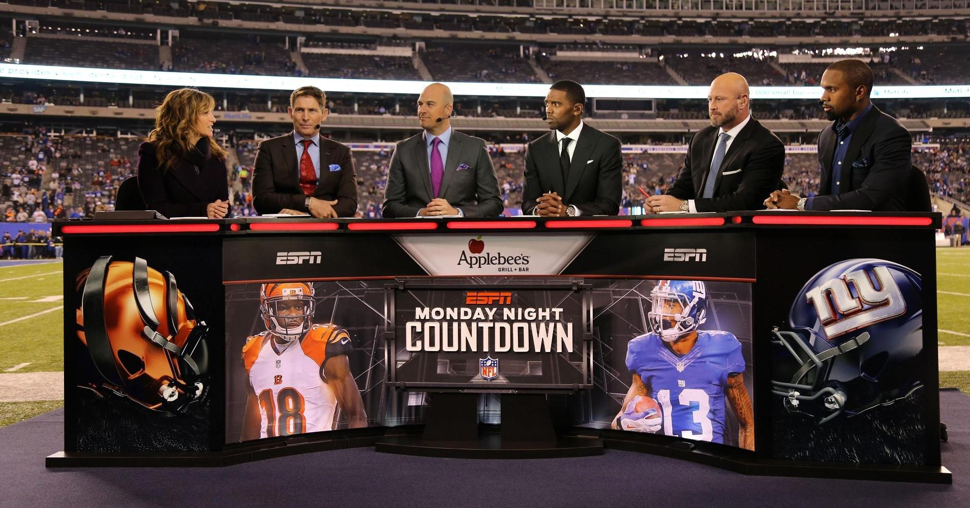 ESPN's ratings are suffering, but they're far from the only ones. Here's who else is on the wane