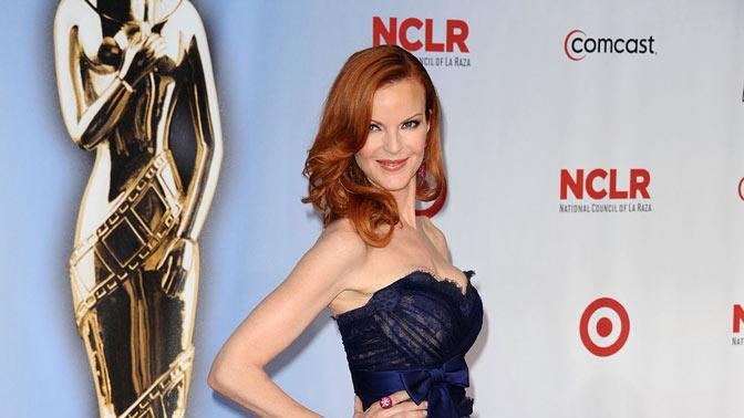 Marcia Cross ALMA Awd