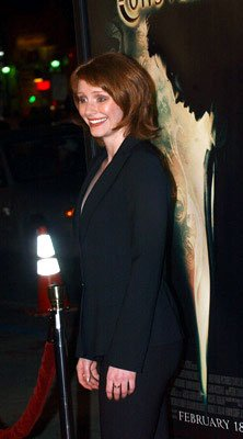 Bryce Dallas Howard at the Hollywood premiere of Warner Bros. Pictures' Constantine