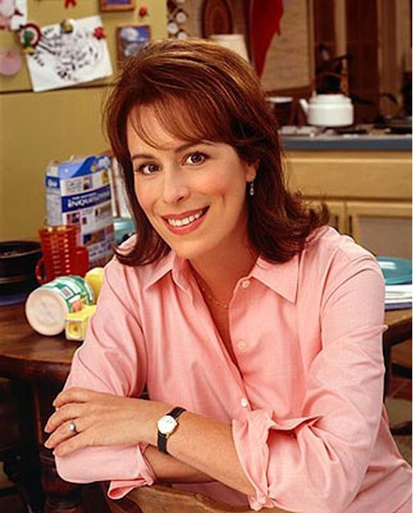 Jane Kaczmarek as Lois. Kaczmarek was nominated for an Emmy Award every season during the show's seven-year run. (Courtesy Fox TV)
