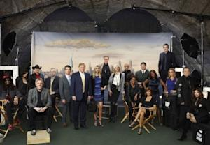 "The cast of ""The Celebrity Apprentice"" 2011 -- NBC"