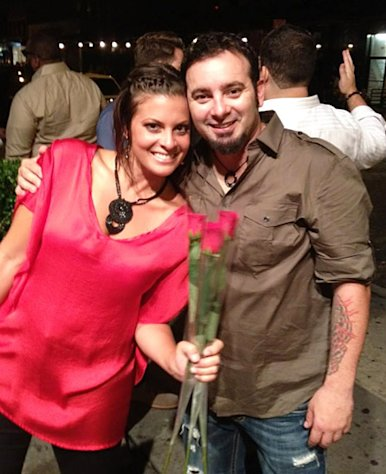 *NSYNC&#39;s Chris Kirkpatrick Is Engaged to Girlfriend Karly Skladany!