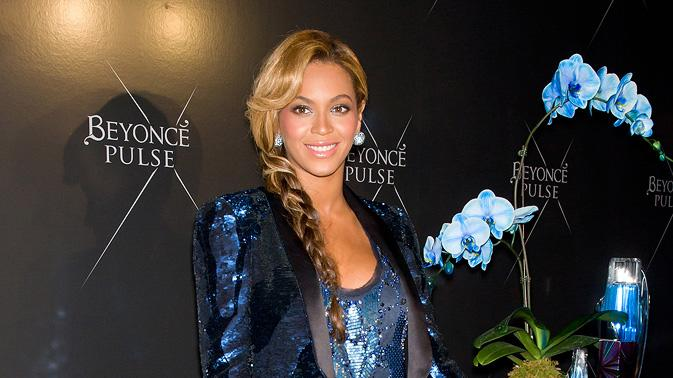Beyonce Knowles Perfumelaunch