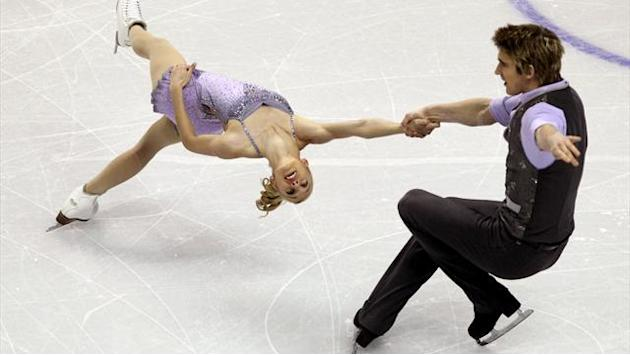 Figure Skating - King and Kemp are Olympic partners for better or worse