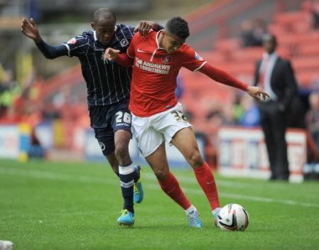 Soccer - Sky Bet Championship - Charlton Athletic v Millwall - The Valley