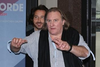 Sorry, France - Gerard Depardieu Is Sticking Around