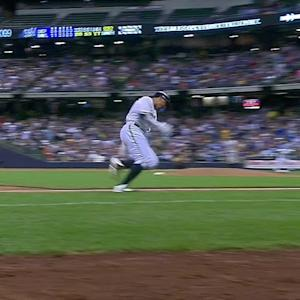 Braun's RBI double