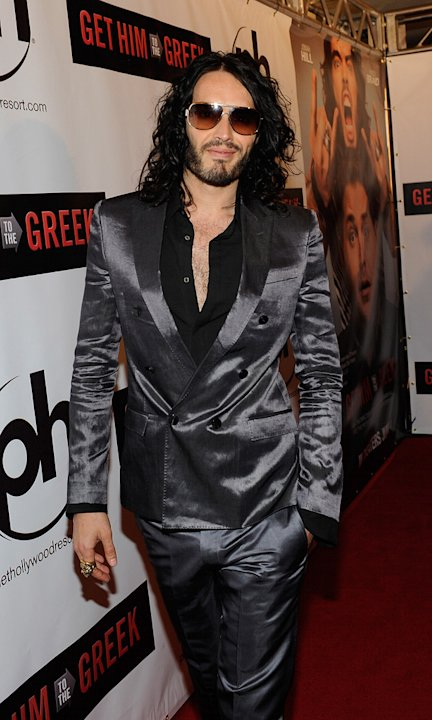 Get Him to the Greek Las Vegas screening 2010 Russell Brand