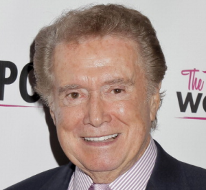 Regis Philbin Hosting International Emmys