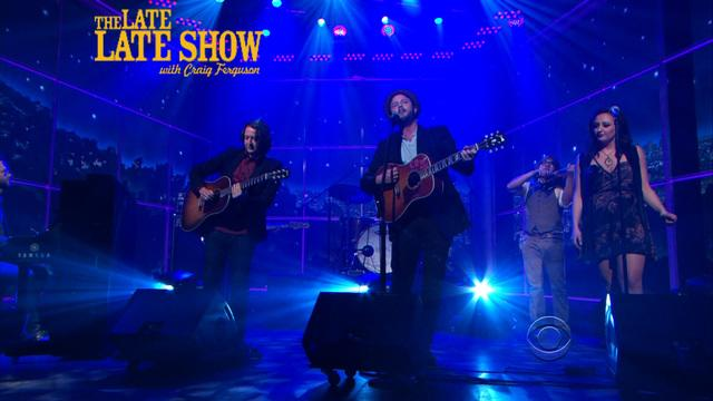 "Craig Ferguson - The Alternate Routes Perform ""Nothing More"""