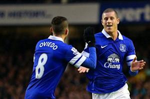 Everton 4-0 QPR: Barkley, Jelavic and Coleman fire Toffees through