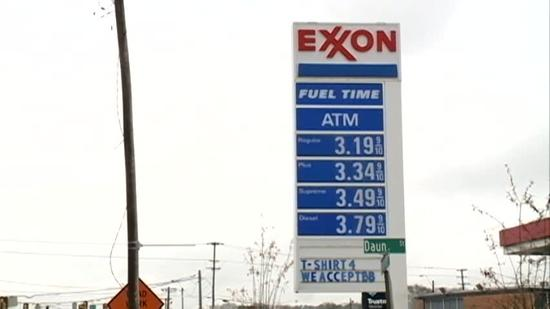 Gas tax proposal