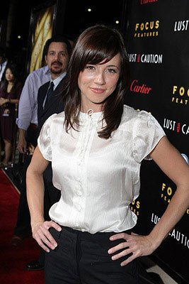 Linda Cardellini at the Los Angeles premiere of Focus Features' Lust, Caution
