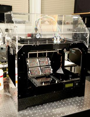 Scientists Use 3-D Printer to Speed Human Embryonic Stem Cell Research