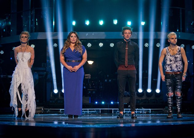The Voice UK final