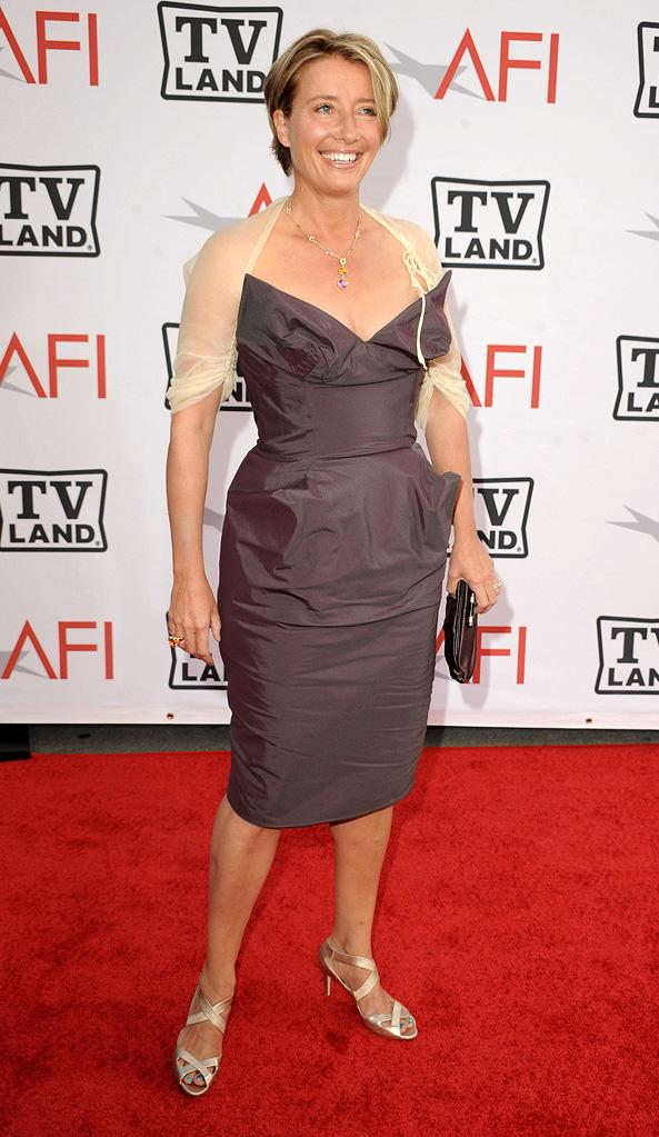 38th Annual Lifetime Achievement Award Honoring Mike Nichols 2010 Emma Thompson