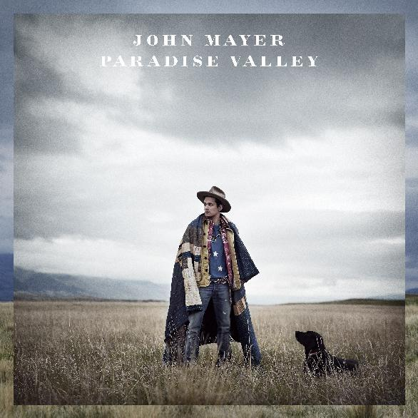 "This CD cover image released by Columbia Records shows ""Paradise Valley,"" by John Mayer. (AP Photo/Columbia Records)"