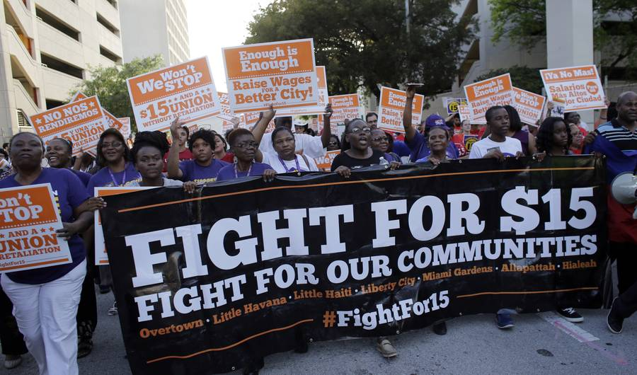 Fight for $15 Strike: Details on Tuesday's Fast Food       Workers Strike