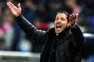 Simeone laments 'missed opportunity' against Real Madrid