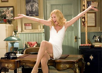 Uma Thurman as Ulla in Universal Pictures' The Producers
