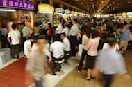 Akan Datang: Privatised Hawker Centres