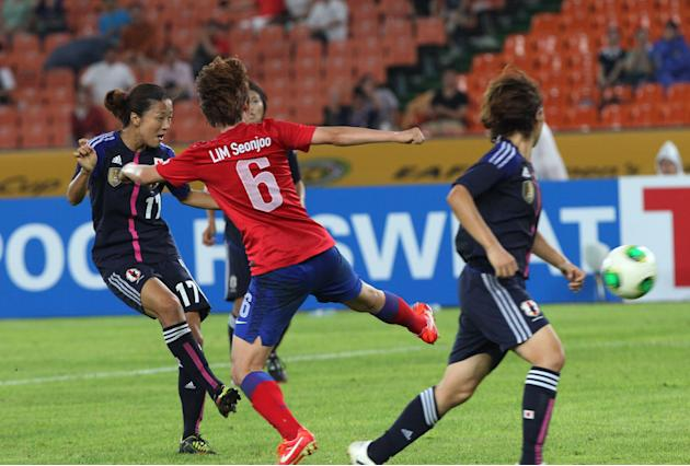 South Korea Japan East Asian Cup